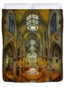Saint Malachy The Actors Chapel  Duvet Cover