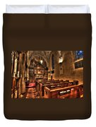 Saint Marks Episcopal Cathedral Duvet Cover