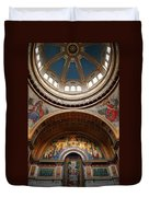 Saint Matthew's Cathedral Duvet Cover