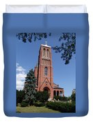 Saint Patrick's Church Duvet Cover