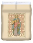 Saint Paul Duvet Cover