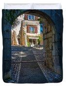 Saint Paul Entrance Duvet Cover