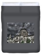 Saint Pauls Cathedral Duvet Cover