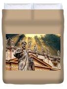 Saint Pietro Duvet Cover