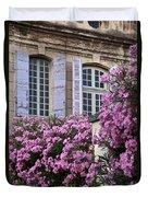 Saint Remy Windows Duvet Cover