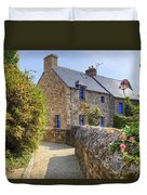 Saint-suliac - Brittany Duvet Cover
