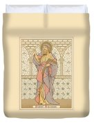 Saint Thomas Duvet Cover
