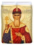 Saint Vladimir Duvet Cover