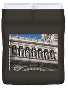 Saints Cathedral De La Major Duvet Cover