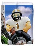 Saints New Orleans Duvet Cover