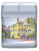 Salem Duvet Cover by Anthony Butera