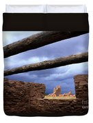 Salinas Pueblo Mission Abo Ruins 5 Duvet Cover