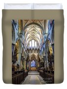 Salisbury Cathedral Duvet Cover