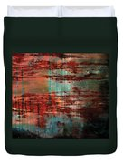 Salivated Flame  Duvet Cover