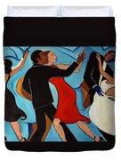 Salle De Danse Duvet Cover