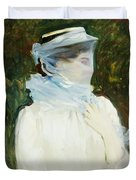 Sally Fairchild Duvet Cover by John Singer Sargent