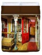 Saloon Duvet Cover