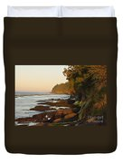 Salt Creek Shore Line Duvet Cover