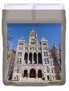 Salt Lake City - City Hall - 2 Duvet Cover
