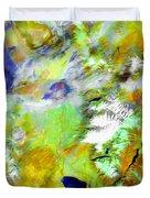 Salt Lake City Duvet Cover