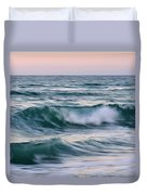 Salt Life Square Duvet Cover by Laura Fasulo