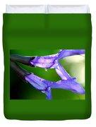 Salvia's Tears Duvet Cover