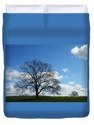 Same Tree Many Skies 11 Duvet Cover