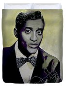 Sammy Davis Jr. Duvet Cover
