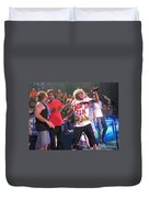 Sammy Hagar And The Wabos Cabo Wabo Duvet Cover