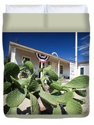 San Diego Union - Old Town Duvet Cover
