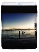 San Francisco Bay Duvet Cover