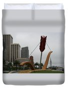 San Francisco - Cupid's Span Duvet Cover