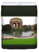 San Francisco - Palace Of Fine Arts Duvet Cover
