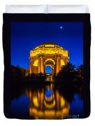 San Francisco Palace Of Fine Arts Duvet Cover