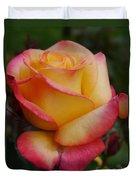 San Francisco Rose Garden Rose Duvet Cover