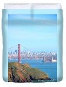 San Fransisco Duvet Cover