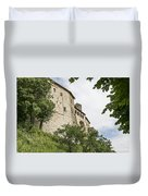 San Gemini Walls 2 Duvet Cover