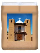 San Geronimo Church  Duvet Cover