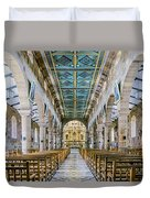 San Gil Cathedral  Duvet Cover