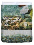 San Giulio Duvet Cover
