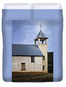 San Isidro Church Duvet Cover