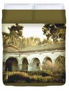 San Juan Capistrano California Duvet Cover