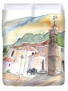San Juan De La Rambla 05 Duvet Cover