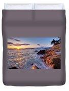San Juans Serenity Duvet Cover