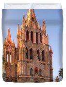 San Miguel De Allende, Mexico Duvet Cover