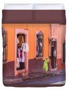 San Miguel Shop Duvet Cover