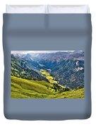 San Nicolo' Valley - Italy Duvet Cover