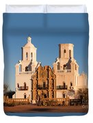 San Xavier Del Bac Mission IIi Duvet Cover