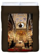 Sanctuary Duomo Siena Duvet Cover