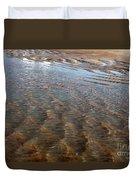 Sand Art No. 4 Duvet Cover